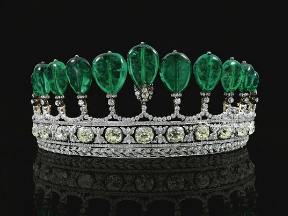 Who has the most Expensive Tiara in the World?